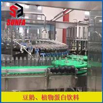 豆奶饮料生产线