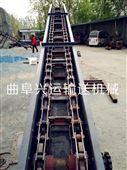 礦用刮板機防塵 滑石粉混合粉料刮板輸送機