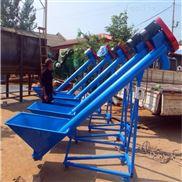 草料饲料运输机碳钢绞龙螺旋输送机