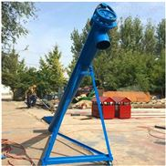 不锈钢上料机高效管式螺旋输送机