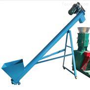 生产螺旋输送机各种型号无轴绞龙上料机