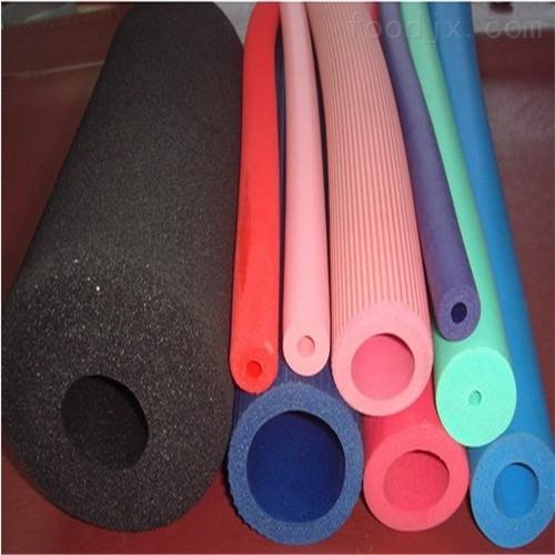 普通橡塑保温管/橡塑管价格如何