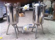 廠家直銷 供應國禹衛生級不銹鋼雙聯過濾器