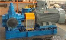 大流量齿轮泵 棕榈油输送泵 港口卸油泵