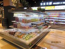四川超市环岛冷藏保鲜柜去哪买