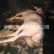 豬羊狗不銹鋼羊脫毛機 綿羊刨毛機刨毛干凈