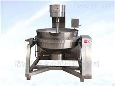 300L燃气搅拌炒菜锅设备