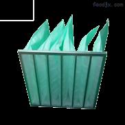 常熟  空气过滤网   中效袋式过滤器F8