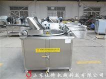 台湾魚仔自動控溫電加熱油炸機