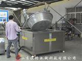 四川酒鬼花生油炸机实现机械化操作