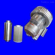 高压旋涡真空泵 吹吸两用漩涡气泵