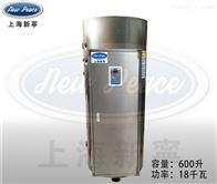 NP600-18天然石材加温蒸煮提取晶体盐分18KW热水炉