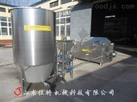 山东豆腐丸子油炸机,燃气多功能油炸机