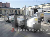 杭州电加热猫耳朵油炸机