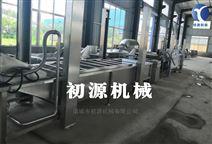 大虾解冻线 鱿鱼猪头肉类解冻设备 厂家图片
