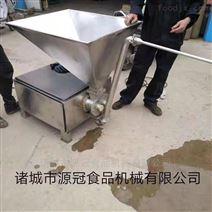 专业供应香肠 红肠 腊肠 不锈钢灌肠机