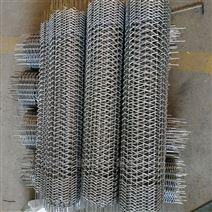 宁津定做眼镜型网带金属网带 塑料网带