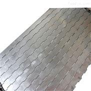 清洗鏈板沖孔鏈板不銹鋼鏈板金屬鏈板輸送帶