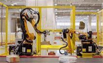 混合分拣机器人