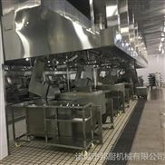 中央厨房生产线-生产流程设备加工厂
