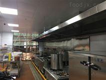 忻州学校食堂厨房工程设计厨房排烟系统设计