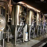 德国鲜啤酿造设备