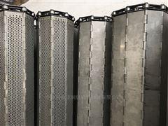 宁津威诺定制大型食品干燥机不锈钢链板