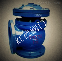 JM744X液压角式排泥阀
