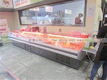惠州生鲜冷藏柜大小哪里能定做
