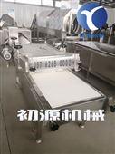 金针菇海带丝包袋装整形机食品袋压平机厂家