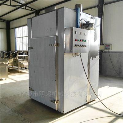 MCHGJ-48辣椒电加热烘干箱工作原理以及卷心菜切碎烘干房