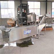 每小时500公斤圣女果清洗机多少钱