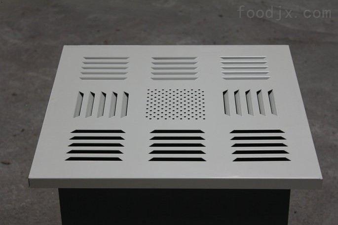 如何选择烟台无尘室装修使用高效送风口
