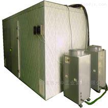 空氣能熱泵烘干機房