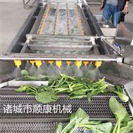 蔬菜氣泡清洗機