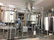JNPJ-2T日产2吨精酿啤酒生产线