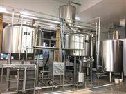 日产2吨精酿啤酒生产线