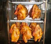 SYX-50小型鱼产品肉食品烟熏炉 豆腐熏色机
