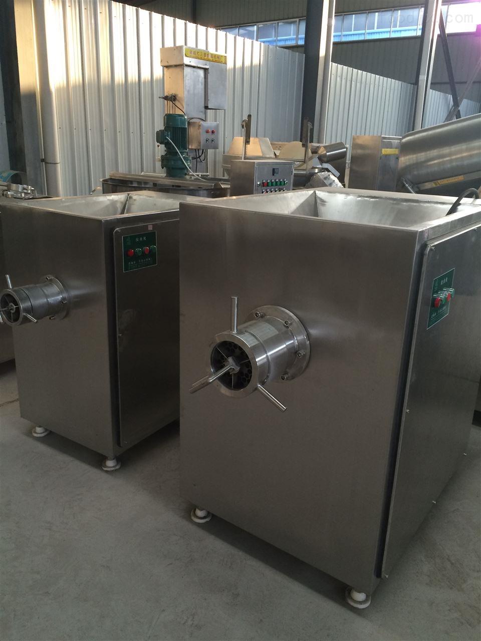 不銹鋼自動凍肉刨肉機