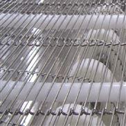 金屬輸送帶可以使用在食品的生產上