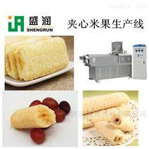 台湾巧克力夹心米果夹心芝麻棒食品加工设备