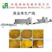 TSE70盛润机械紫薯米保健米膨化设备生产线