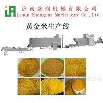 盛润机械紫薯米保健米膨化设备生产线