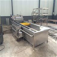 QP-4000净菜清洗加工流水线可定制