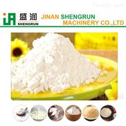 时产500公斤速溶膨化粉设备玉米淀粉生产线