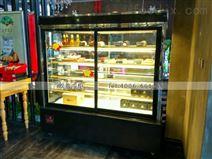 惠州前开门直角蛋糕保鲜展示柜多少钱一台