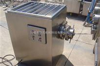 SJR-120C灌肠专用绞肉机冻盘绞肉设备