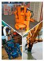 清淤工程液压泵 挖机清淤抽沙泵 液压泥浆泵