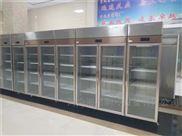 安陽濮陽哪里賣冷藏展示柜 立式展示冰柜