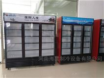 新乡鹤壁啤酒柜定做厂家饮料冷藏展示柜